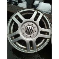 Диск Б/У R-15 Volkswagen  (5*112 ЕТ 38 d57.1) 1 шт (Литые)